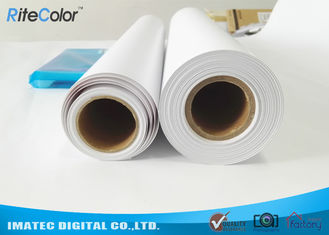 China Branco super ultra superior do rolo 270gsm do papel da foto do Inkjet do brilho para a tinta aquosa fornecedor