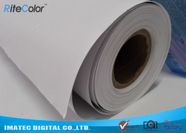 Papel matte para tintas do pigmento, papel matte branco super do Inkjet de 130 gramas