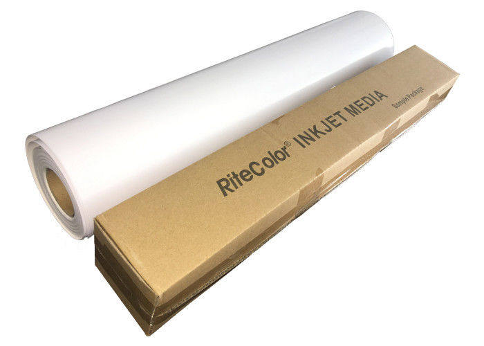 "260Gsm Premium RC Luster Photo Paper 44""X30M Roll for Canon Large Format Printers"